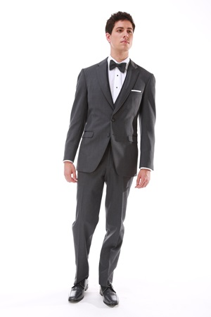 Steel Grey Allure Men