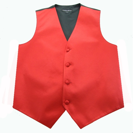 Picture of Simply Solid Ruby Vest