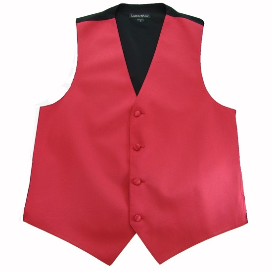 Picture of Simply Solid Strawberry Vest