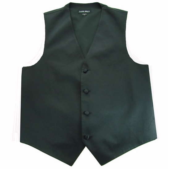 Picture of Simply Solid Black Vest