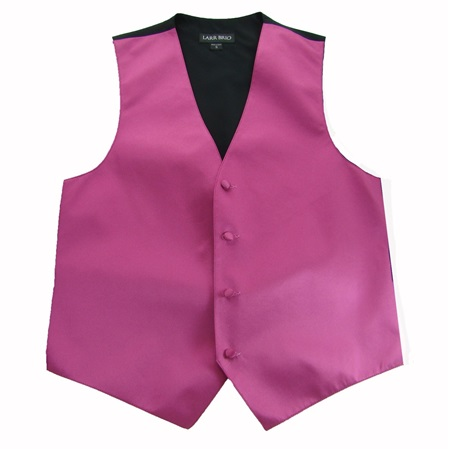 Picture of Simply Solid Fuchsia Vest