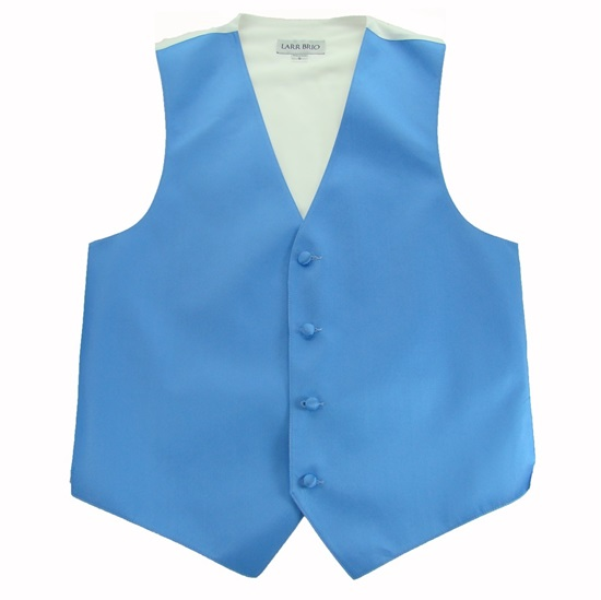 Picture of Simply Solid Cornflower Vest