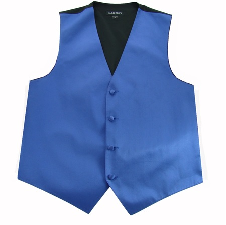 Picture of Simply Solid Sapphire Vest