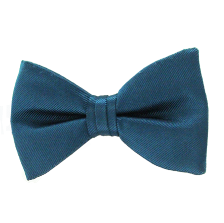 Picture of Simply Solid Peacock Bow Tie