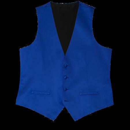 Picture of Modern Solid Blue/Violet Vest