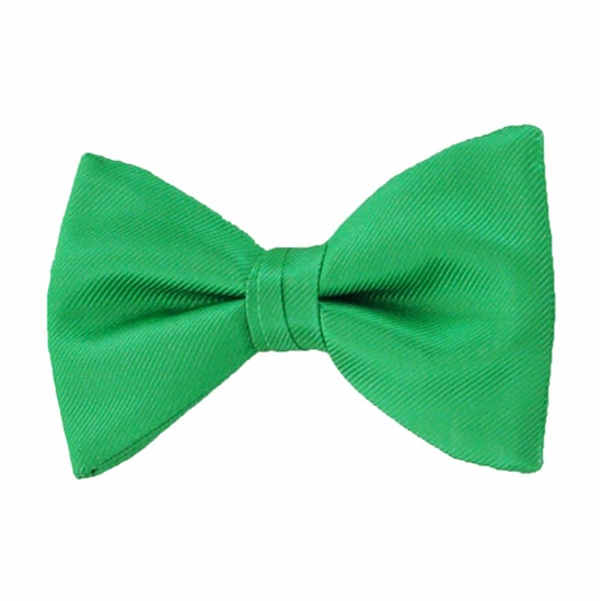 Picture of Simply Solid Kelly Bow Tie