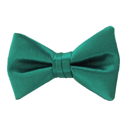 Picture of Simply Solid Emerald Bow Tie