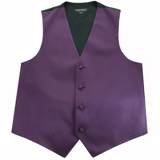 Picture of Simply Solid Plum Vest
