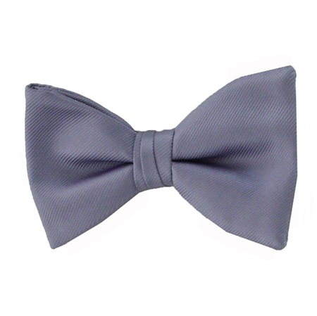 Picture of Simply Solid Iris Bow Tie