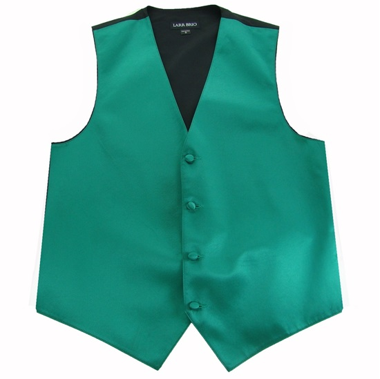 Picture of Simply Solid Emerald Vest