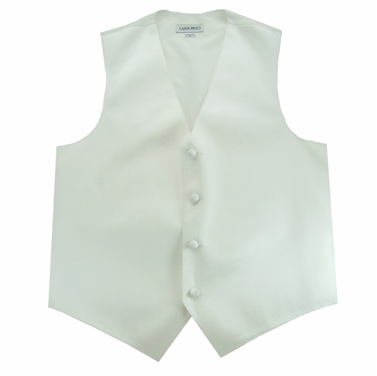 Picture of Simply Solid White Vest