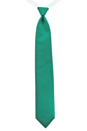 Picture of Simply Solid Emerald Windsor Tie