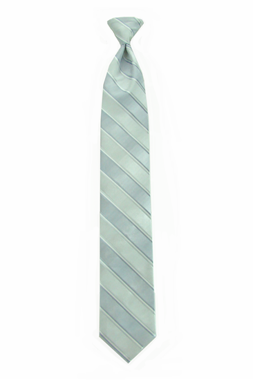 Picture of Double Ombre Light Silver Windsor Tie