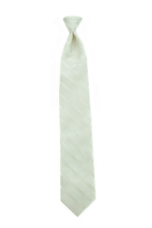 Picture of Double Ombre Ivory Windsor Tie