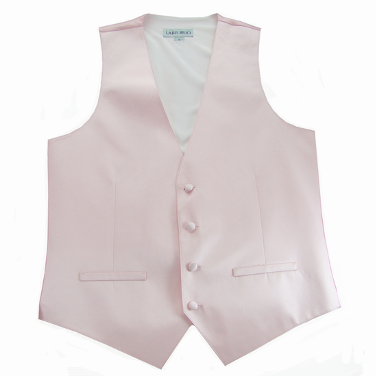 Picture of Modern Solid Pink Vest