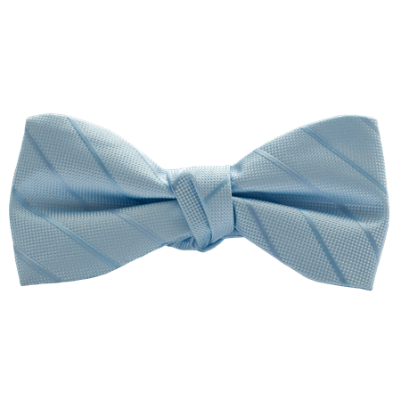Picture of Modern Solid Capri Bow Tie