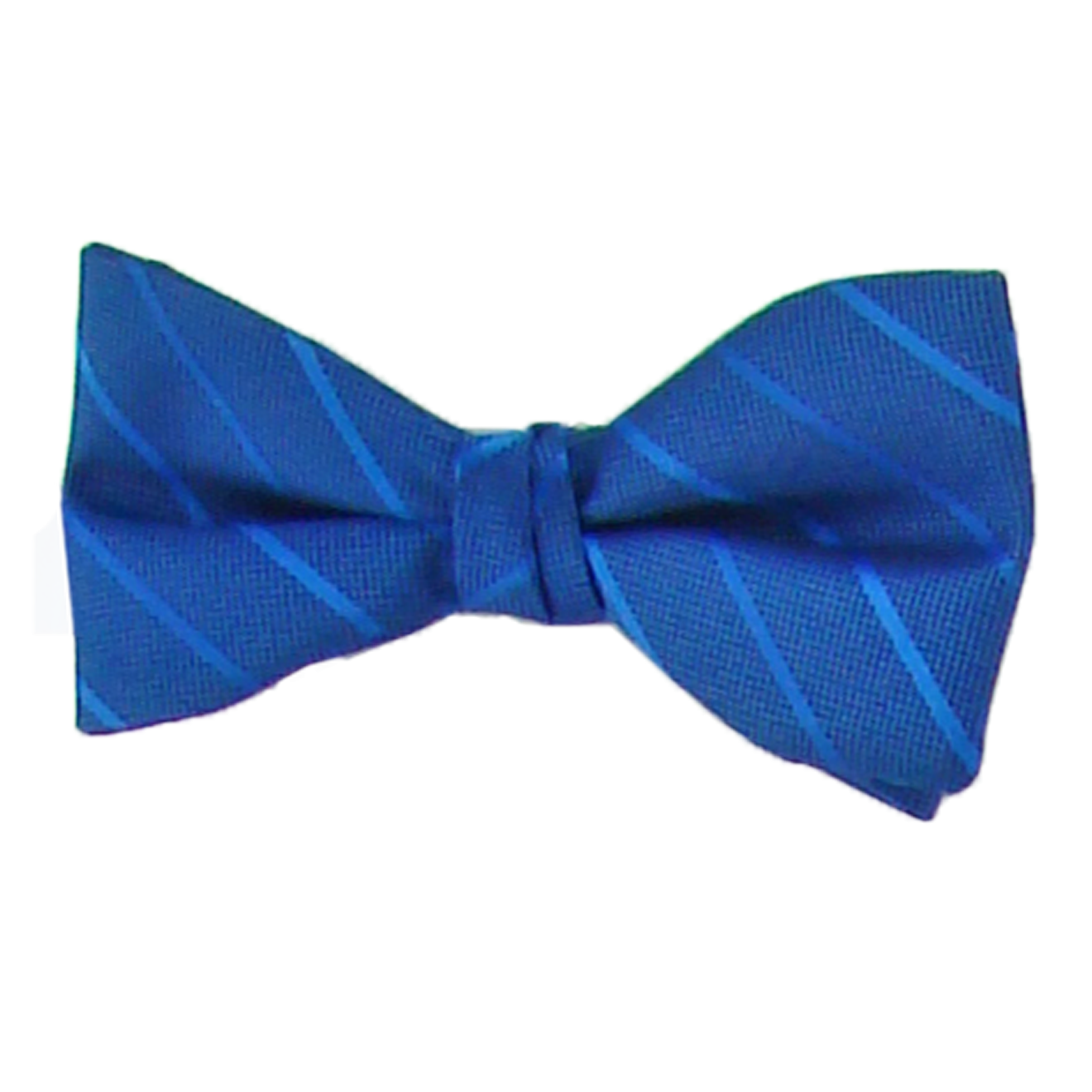 Modern Solid Royal Blue Bow Tie |Bernard's Formalwear ...