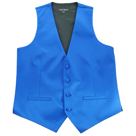 Picture of Modern Solid Royal Blue Vest