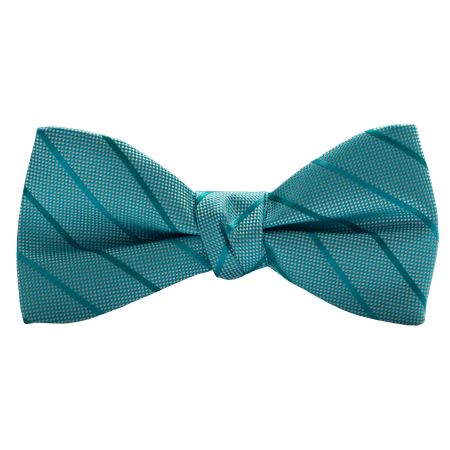 Picture of Modern Solid Mermaid Bow Tie