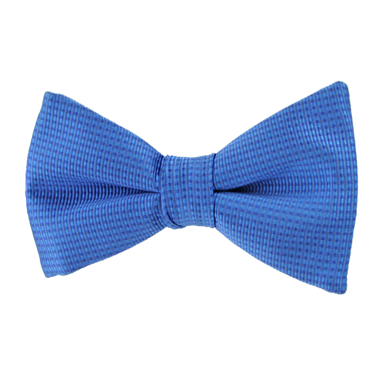 Picture of Romance Sapphire Bow Tie