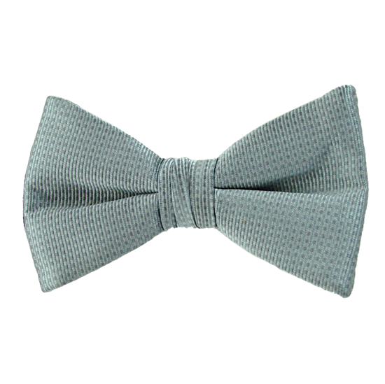 Picture of Romance Platinum Bow Tie