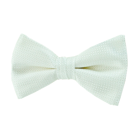 Picture of Romance White Bow Tie