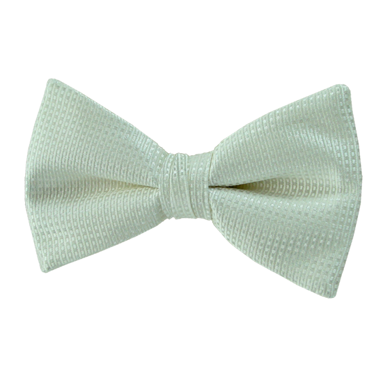 Picture of Romance Ivory Bow Tie