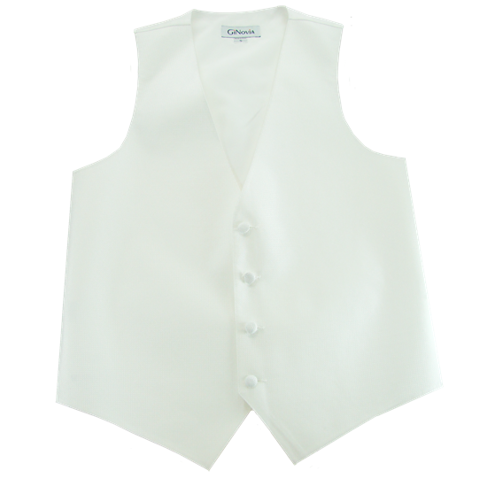 Picture of Romance White Vest