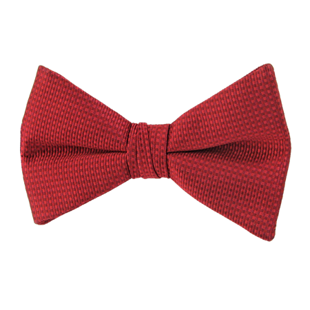 Picture of Romance Apple Red Bow Tie