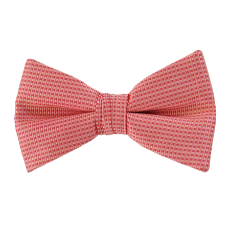 Picture of Romance Salmon Bow Tie
