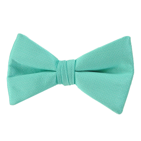 Picture of Romance Mint Bow Tie