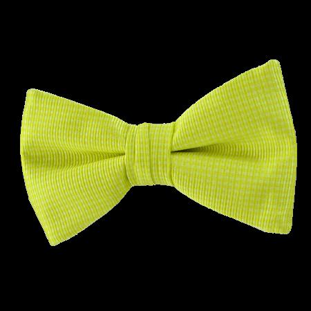 Picture of Romance Lemon Bow Tie