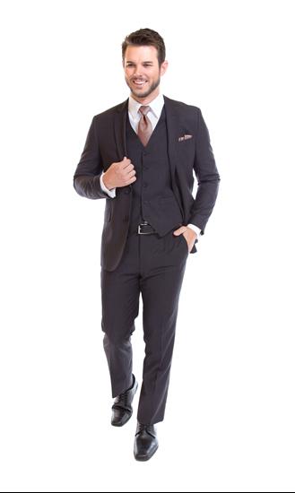 David Major Select Medium Grey Suit