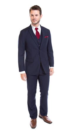 David Major Select Navy Suit